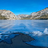 Skate Pond<br /> Stitched Panorama<br /> Tenaya Lake<br /> First Snowless January Since 1933<br /> January 2012