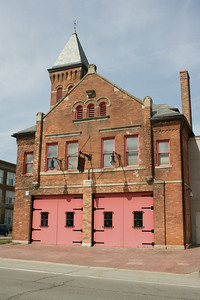 Ypsilanti old fire station