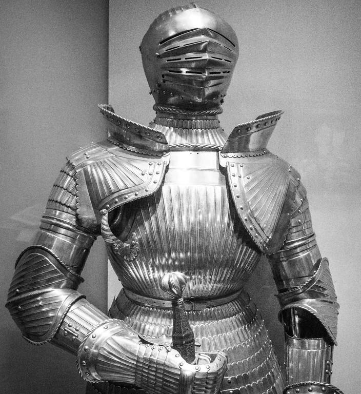 Armor in Zeughaus, Berlin