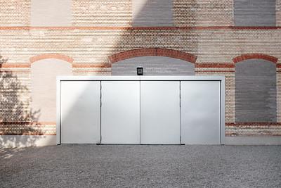 Door in Zurich