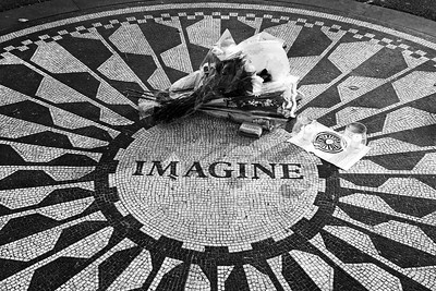 Strawberry Fields - NYC Central Park