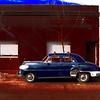 Old car, Paysandu, Uruguay.