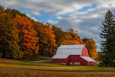 Charles Olsen Farm, Sleeping Bear Dunes