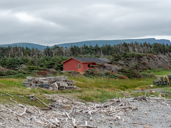 Broom Point cabin