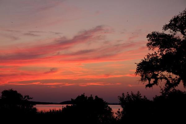 Autumn Amelia sunset