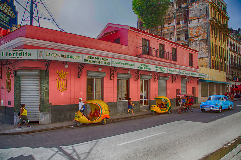 Hemingway's place