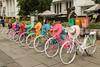 Jakarta bicycle rentals