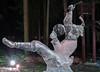 Ice figure