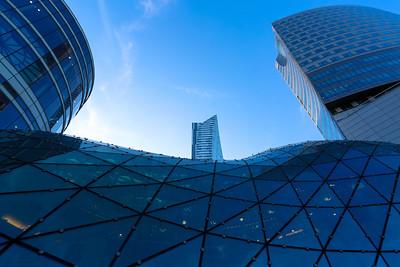 skycreepers, Warsaw, 2014