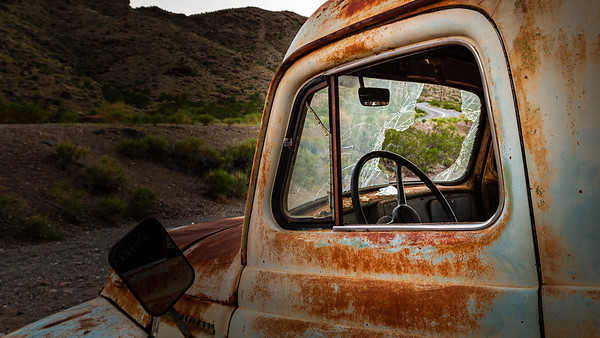 Old Truck in Nevada