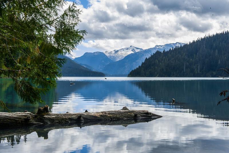 Cheakamus Lake, BC