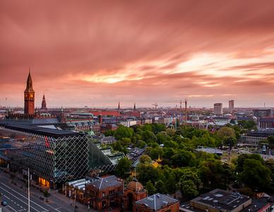 Copenhagen Sunrise