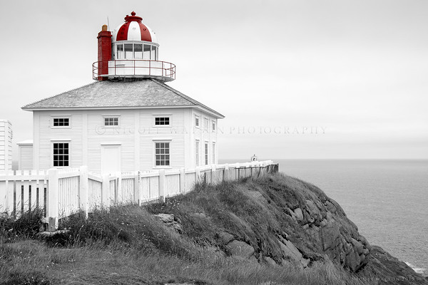 Cape Spear Lighthouse Newfoundland, Canada