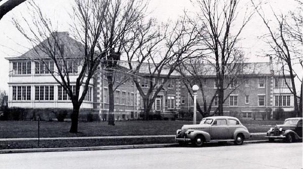Carle Hospital 1940s