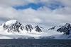 Svalbard glacier scenery