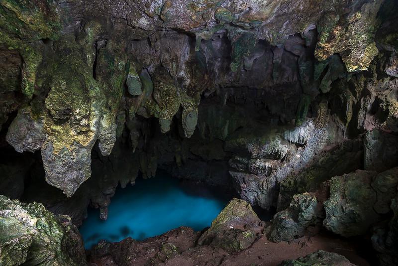 Grotto, Christmas Island.