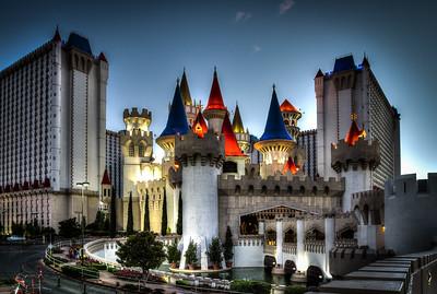 Excalibur in Las Vegas