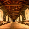 Good Pasture Covered Bridge, - Vida, OR