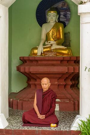 Like the Buddha