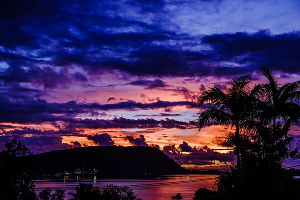 Vanuatu, Efate, Port Vila, Harbour and Ifira