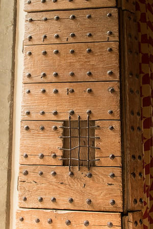 Castle window shutter
