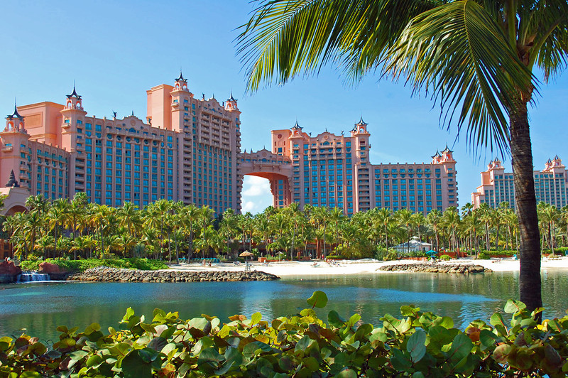 Atlantis Resort. Nassau, Bahamas. 2011