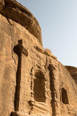 Niche Monument Petra