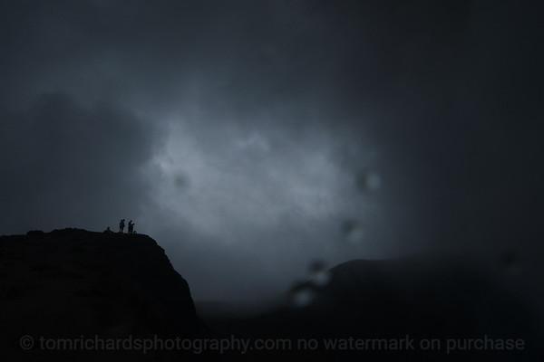 Vanuatu, Tanna, Mt Yasur Volcano, Dark Sky