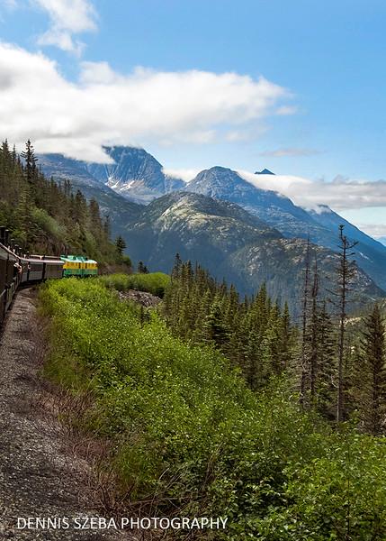 Scenic Alaska Railway