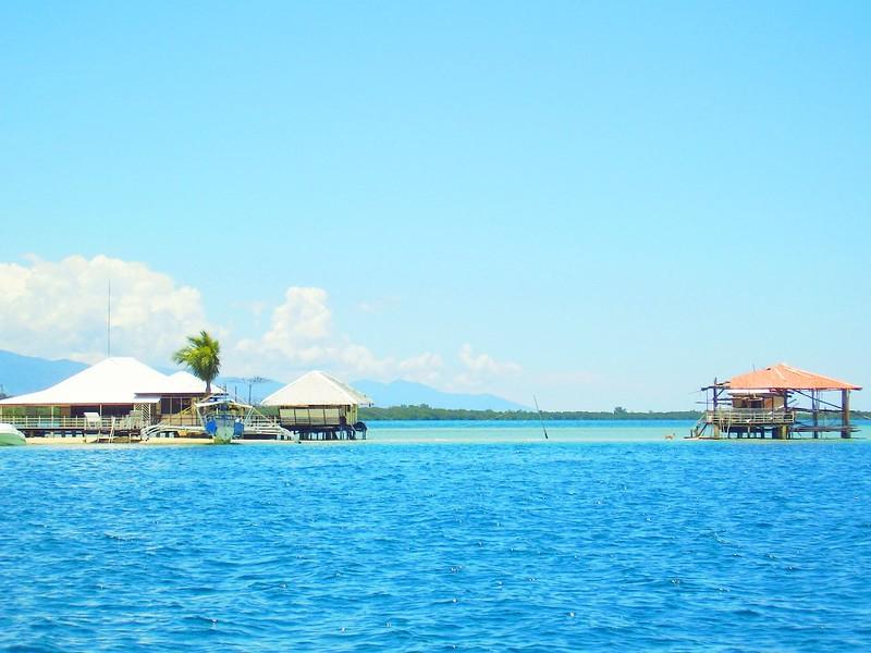 Luli Island in Puerto Princesa, Palawan