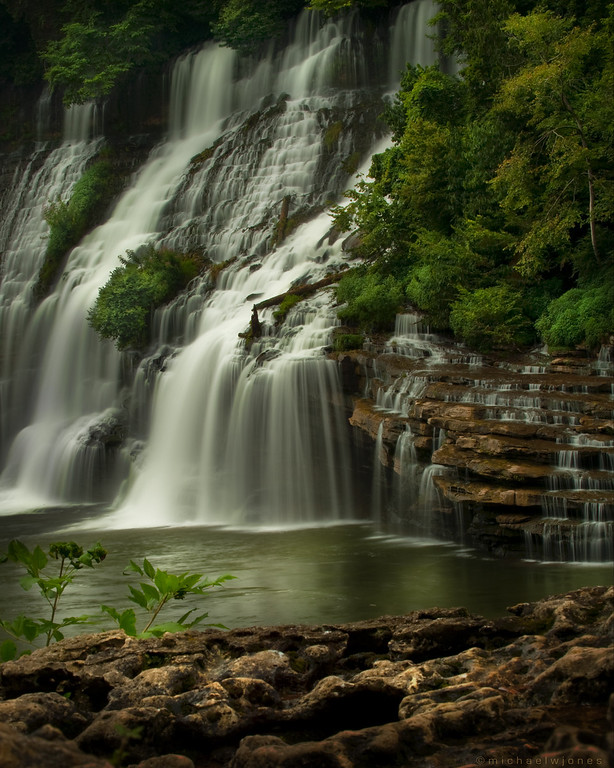 Twin Falls at Rock Island, TN