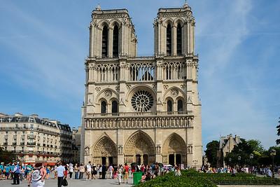 Notre Dame - Paris France