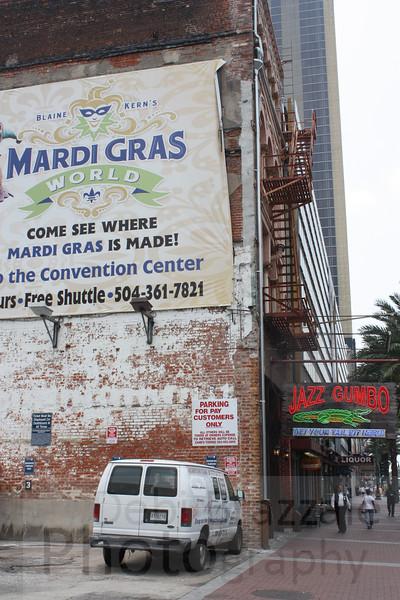 All That Mardi Gras Jazz