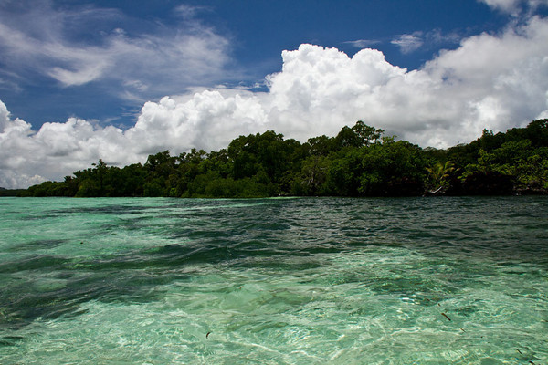 Colors of Pohnpei