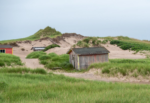 Shack on The Dune