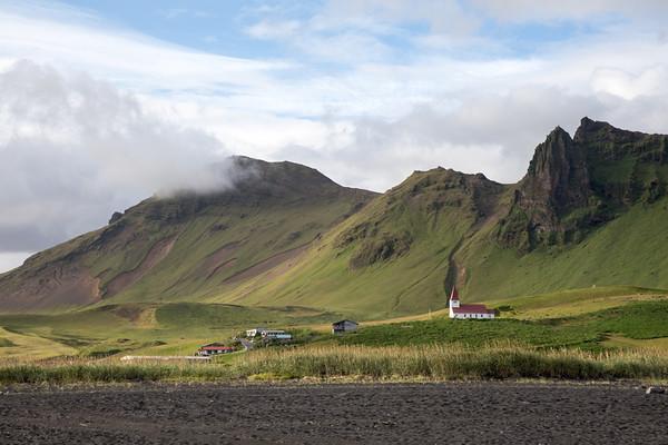Near Reynisfjall