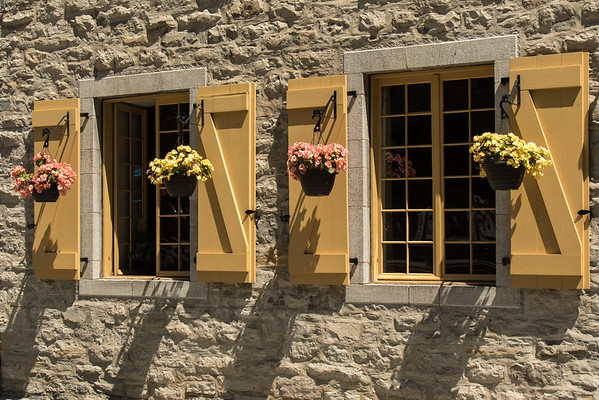 Decorated windows