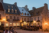 Evening at Place Royale