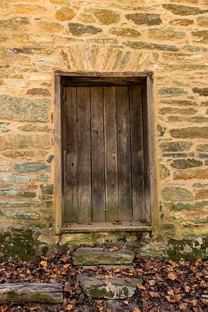 Oconee doorway