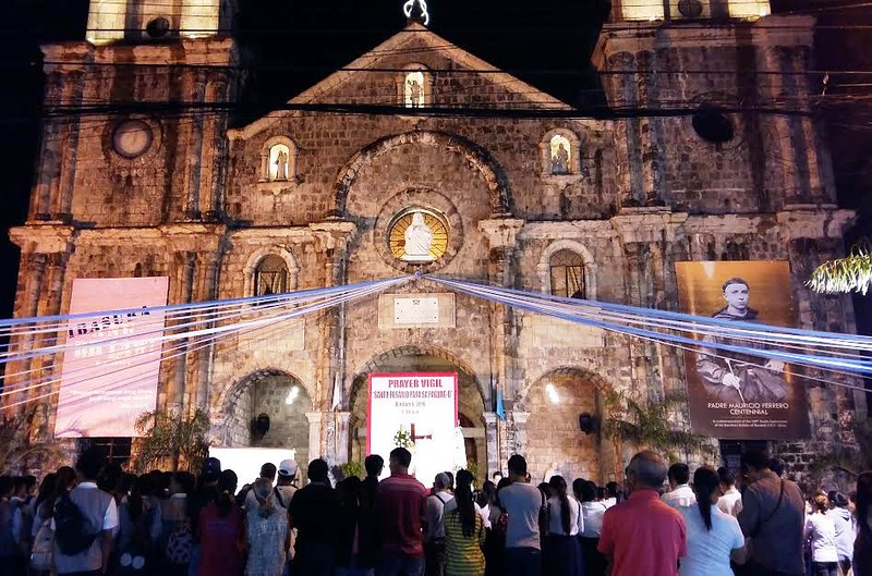 San Sebastian Cathedral in Bacolod City