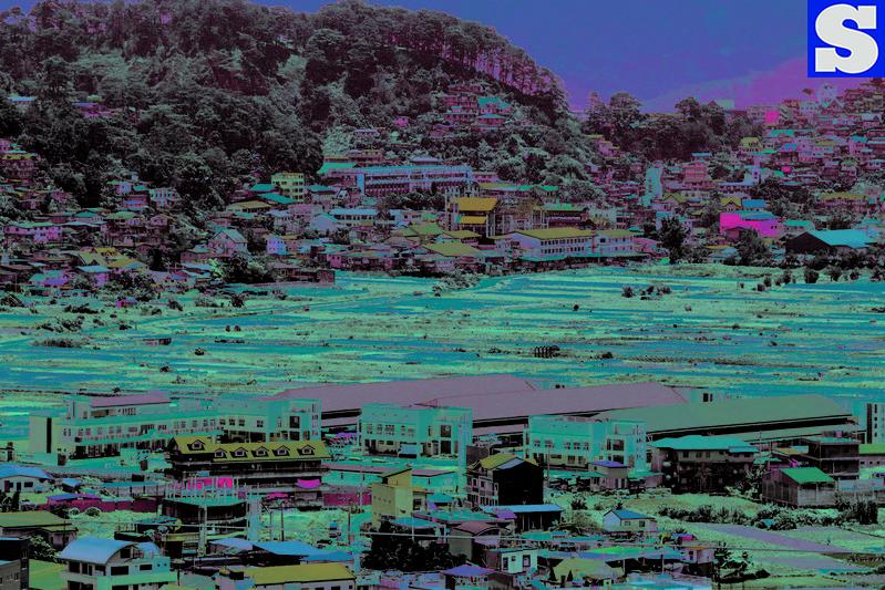 La Trinidad Valley