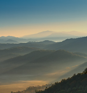 Great Smoky Mountains - Foothills Parkway