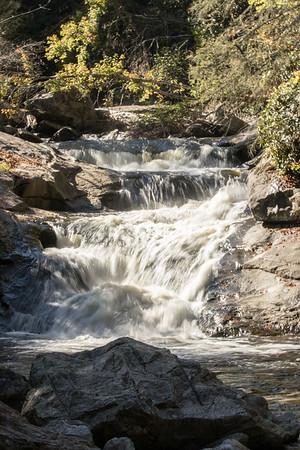 Smoky Mtn cascade