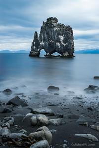 Hvítserkur Arch, Iceland