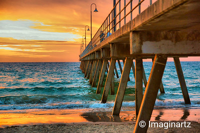 Glenelg Jetty - Glenelg, South Australia