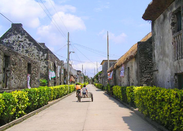 Batanes houses
