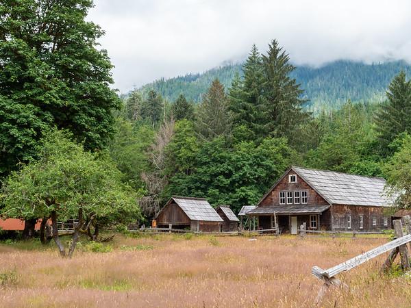 Kestner homestead