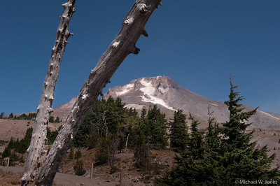 Mt. Hood from Timberline Lodge, OR