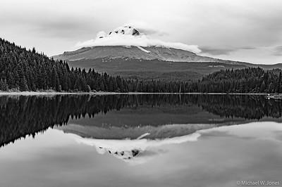 Trillium Lake with Mt. Hood, OR