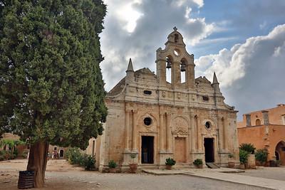 Arcadia Monastery- Rethymnon, Crete